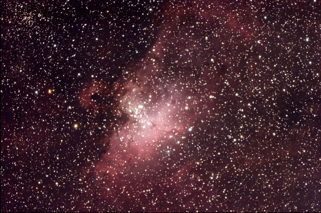 Eagle Nebula - DSLR