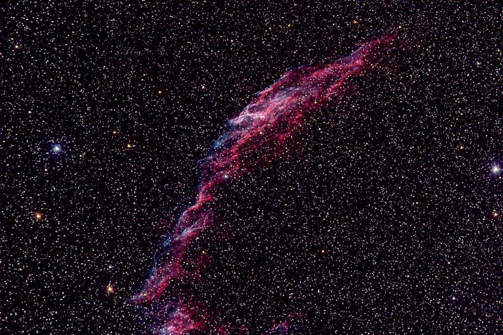 Veil Nebula - 2nd part