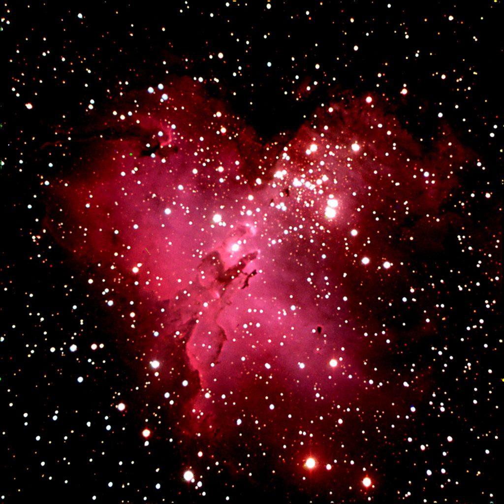 Eagle Nebula - LRGBHa