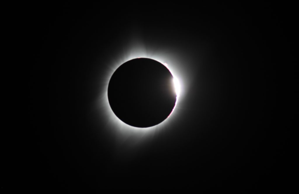 2017 Total Solar Eclipse - Diamond Ring