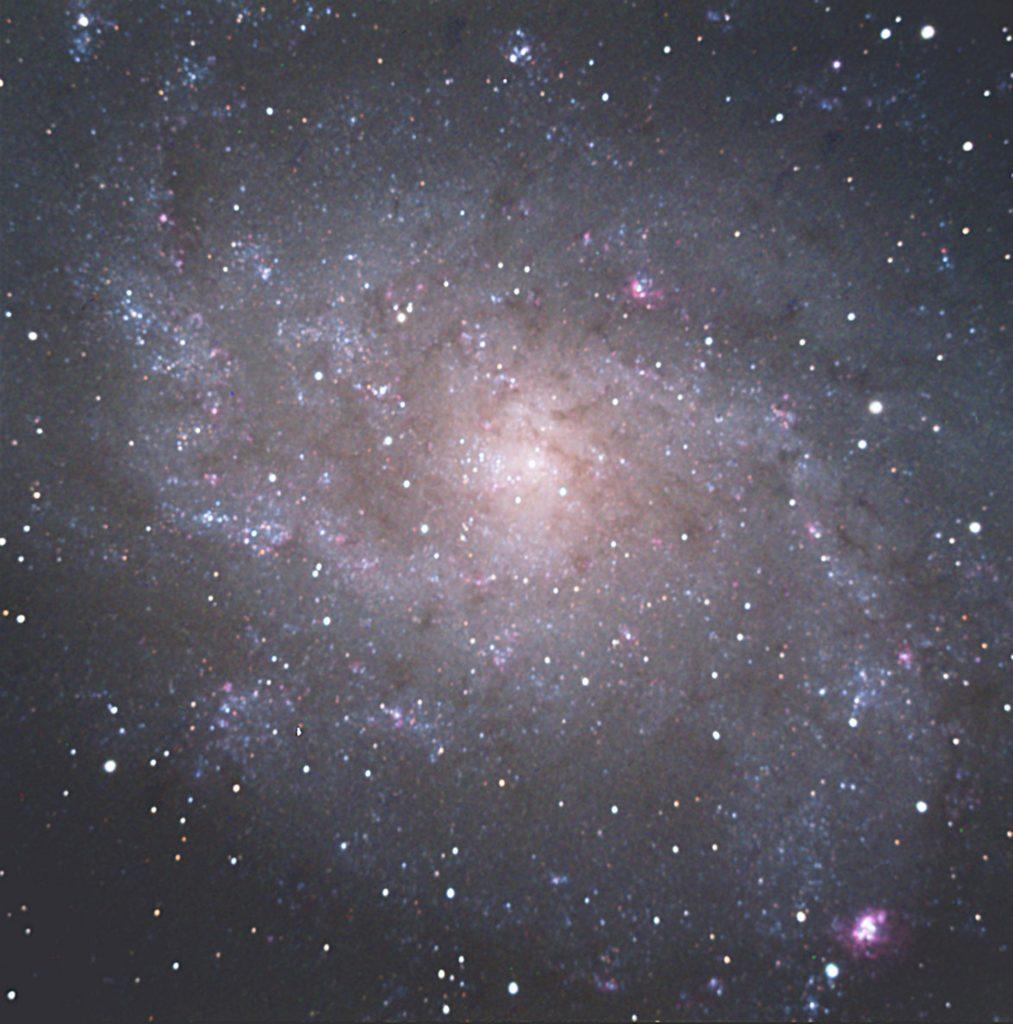 M33 - LRGBHa